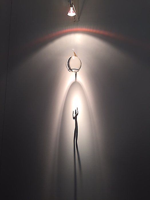 Fabrizio Corneli, Contemporary İstanbul 2015. Fotoğraf: Füsun Kavrakoğlu