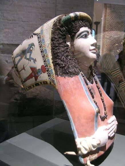 Berlin Mısır Eserleri Müzesi. Fotoğraf: Füsun Kavrakoğlu