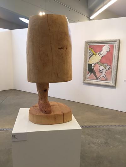Etek, Esra Sağlık, 2014. Baksı Müzesi, 2016. Fotoğraf: Füsun Kavrakoğlu