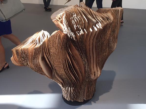 İsimsiz, Herbert Golser, 2014. ArtInternational İstanbul, 2015. Fotoğraf: Füsun Kavrakoğlu