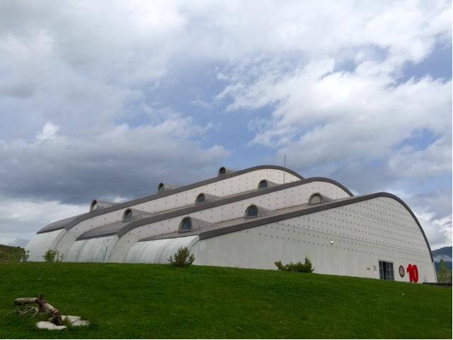 Baksı Müzesi onuncu yılında. Fotoğraf: Füsun Kavrakoğlu, 2016.