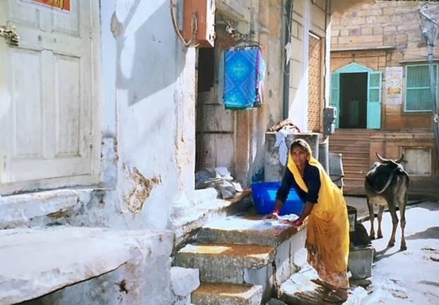 Fotoğraf: Füsun Kavrakoğlu, 2003.