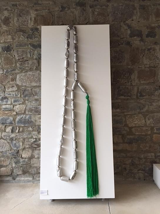 İsimsiz, Serkan Demir, 2012. Baksı Müzesi, 2016. Fotoğraf: Füsun Kavrakoğlu