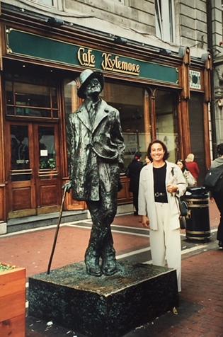 Dublin, 2001. Fotoğraf: Hülya Bakır