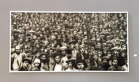 İsimsiz, Tunca Subaşı, 2012. Baksı Müzesi, 2016. Fotoğraf: Füsun Kavrakoğlu