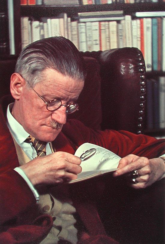 Fotoğraf: James Joyce Encyclopedia