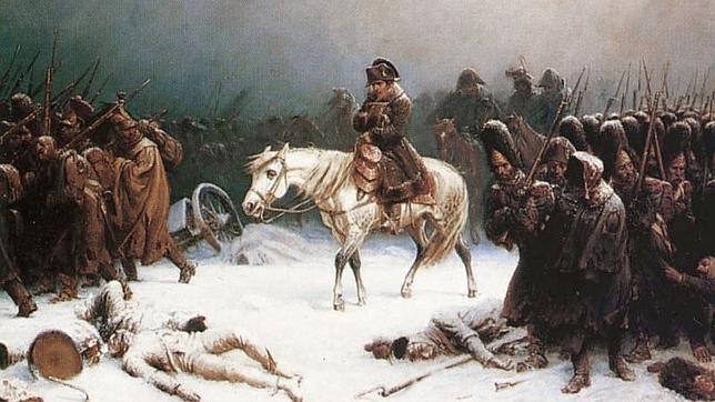 Napolyon'un Rusya Seferi, 1812. Fotoğraf: elchaco.info