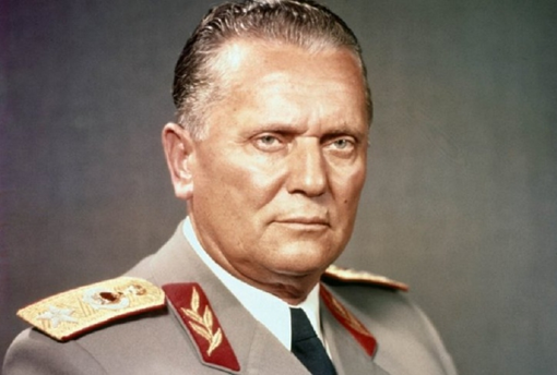 Josip Broz Tito. Fotoğraf: Total Croatia News